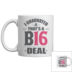 2016 Graduation Big Deal