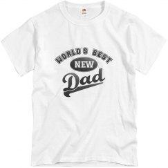 World's Best New Dad