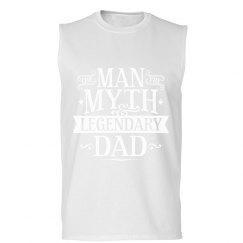 Man Myth Legendary Dad