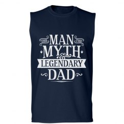 Man Myth Legendary Dad