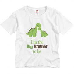 Dino Big Brother to Be