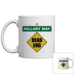 Hillary Way Dead End