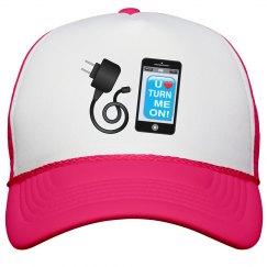 Phone & Charger U Turn Me On