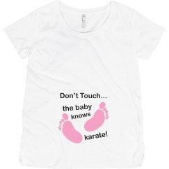 Baby Knows Karate
