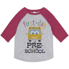First Day Preschool