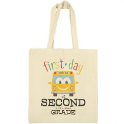 First Day Second Grade (Teacher)