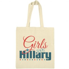 Girls For Hillary Clinton