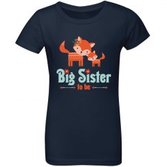 Big Sister to Be Foxes