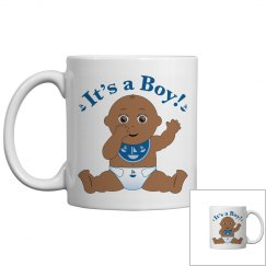 It's a Baby Boy Ethnic