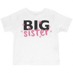 Big Sister Flowers Pink