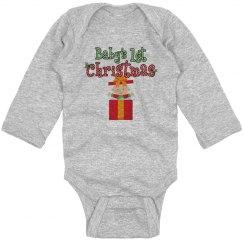 Baby 1st Christmas
