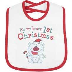 Polar Bear 1st Christmas