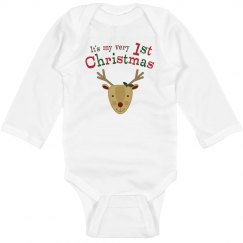 Reindeer 1st Christmas