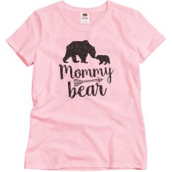 Mommy Mama Bear T-Shirt