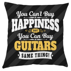 Guitarist Can't Buy Happiness Can Buy Guitars Musician