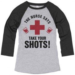 The Drinking Nurse