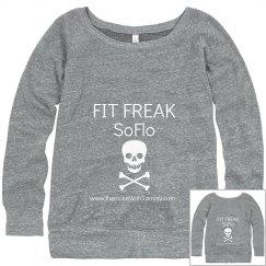 FIT FREAK SoFlo sweatshirt