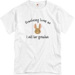 Somebunny - Grandma white