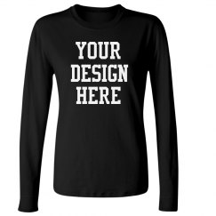 Personalized Crewneck Tee