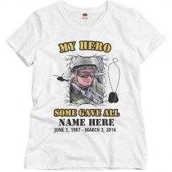 My Hero In Memory