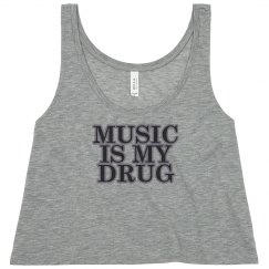 MUSIC DRUG CROP