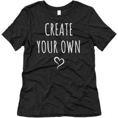Create Matching Mother Daugther Tees