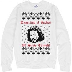 Tonight's Forecast: Jon Snow