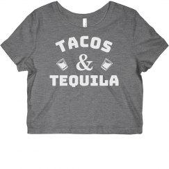 Tacos & Tequila Tee