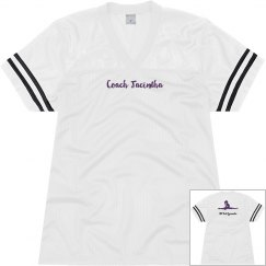 White Coach Shirt