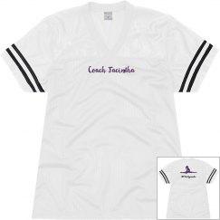 White Coach Shirt