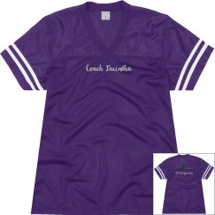 Purple Coaches Shirt