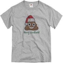 Santa Poop Clause grey