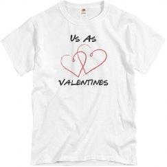 Us as valentines