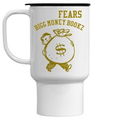 Bigg Bookz travel mug