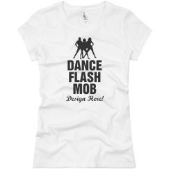 Dance Flash Mob Design