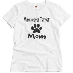 Manchester Terrier Mom