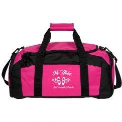 Oh Pliés Custom Dance Studio Bags