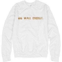 Big Wall Energy Crewneck