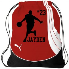 Jayden's Basketball Gear