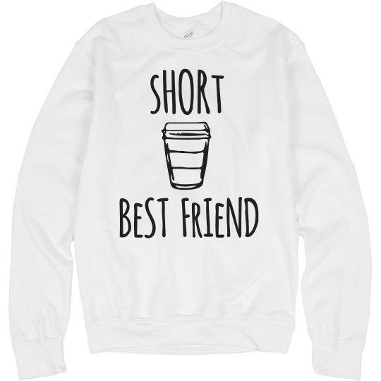 tall and short best friend shirts