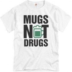 St Patricks I Like My Mugs