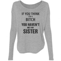 Haven't Met My Sister