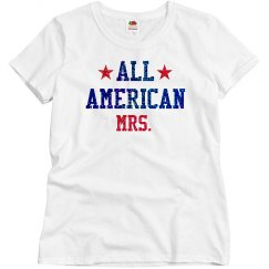Appearance All American Mrs.
