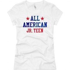 Appearance All American Jr. Teen