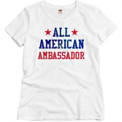 Appearance All American Ambassador