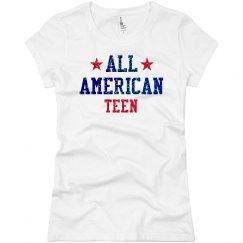 Appearance All American Teen