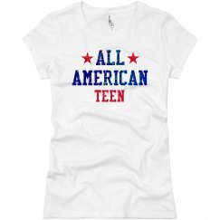 Appearance All American Teen