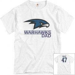 Warhawks Dad Tee