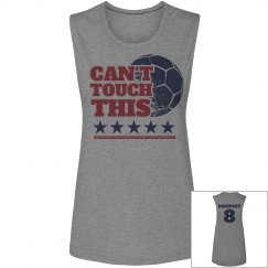 Can't Touch This Soccer