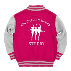 GSC Cheer Dance Studio  Youth Jacket